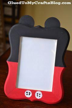 DIY Mickey Decor {Craft}