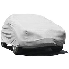 The Protector V SUV cover features 5 durable layers to ensure waterproof protection. This SUV cover is made from 3 layers of polypropylene that rests on top of a fully waterproof membrane. Nissan Rouge, Station Wagon Cars, Outdoor Cover, Chevrolet Tahoe, Cover Gray, Car Covers, Cover Size, Mold And Mildew, Bag Storage