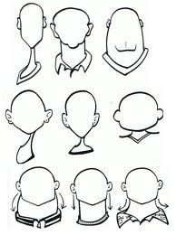 how to draw caricatures - Google Search