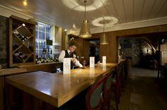 The Cellar Bar (great bar food) - Dublin, Ireland