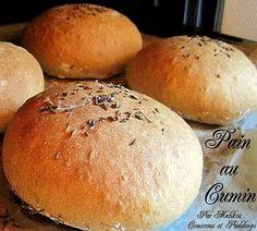 Petits Pains au Cumin - Couscous et Puddings