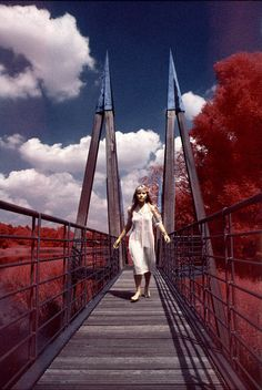 Lucid Dreaming: Romy Maxime's Romantic Photography Of Musicians Using Infrared Film