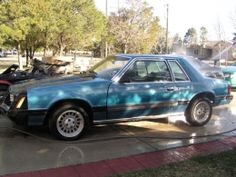 1979 Ford Mustang Ghia Muscle Car by SVO http://www.musclecarbuilds.net/1979-ford-mustang-ghia-build-by-svo