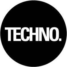If you have any questions, this is the answer. #techno