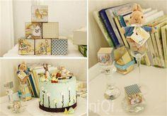 Peter Rabbit Party - cake ideas?