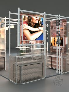 We created a modular Retail Concept allowing a brand/distributor to roll it out in any channel. The concept is super versatile from 10 SQF to 1000 SQF with a low cost per Square Foot. This popup store is packed with launch areas, swiveling display, storage space, luminous displays, lightboxes, TV screens and dedicated state of the art lighting. #labomagency #labomstudio #conceptdesign #creativeagency #designagency #retaildesign #retailconcept #retailarchitectureanddesign #architecture