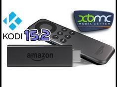 Amazon Fire Tv stick how to install Kodi 15.2 with FireStarter XBMC FireTV - YouTube
