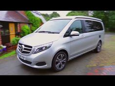 Mercedes-Benz V Class Marco Polo Camper Van (ENG) - Room Tour, Walkaround, Review - YouTube