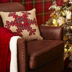 Keep a Pier 1 Fuzzy Santa Coat Throw handy to give you an excuse to cuddle whenever the winter weather gets frightful.