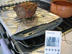 Cooking a Frozen Roast
