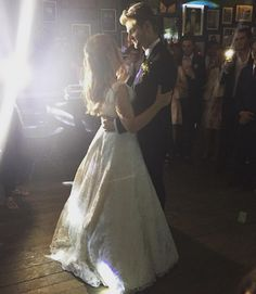 Awwww I'm so happy for Tanya and Jim :) <3