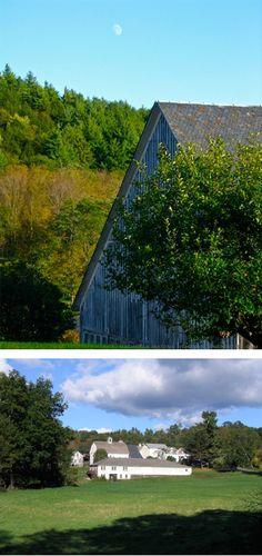 Scott Farm, Dummerston, VT - heirloom apples