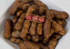 Hot Boiled Peanuts....tried these yesterday for first time and now I must make!!! Addicting little things.