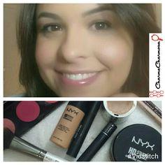 Para um dia frio... sem maquiagem maquiada. Pele bem nude e nos olhos só máscara de cílios. Pra esse efeito, conto com produtos para pele da a @nyxcosmeticos_br . Mais tarde tem produção noite! E tutorial gravado!   #blogcharmecharmosa #blogger #blog #bomdia #sabado #saturday #goodmorning #bonjour #buenosdias #make #makeup #mua #makeuptrends #makeupartist #makedodia #brush #makeupbrushes #eumaquio #make  www.charmecharmosa.wordpress.com