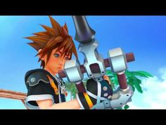 KINGDOM HEARTS III - there is going to be a KH3? woo!