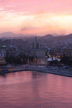Puerto de Málaga, Andalucia | Spain