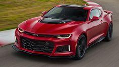 Winding Road | Preview: 2017 Chevrolet Camaro ZL1