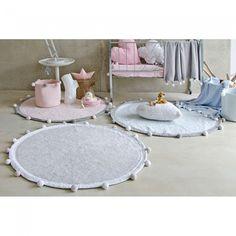 Pyöreä matto Bubbly Claro, 3 eri värivaihtoehtoa, Lorena Canals