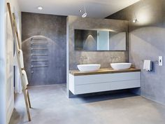 A seamless bathroom gives your apartment the finishing touch! - House decoration more - A seamless bathroom gives your apartment the finishing touch! – House decoration more A seamless bathroom gives your apartment the finishing touch! Minimalist Bathroom, Modern Bathroom, Master Bathroom, Boho Bathroom, Bathroom Bath, German Decor, Japanese Bathroom, Home Decor Online, Bathroom Inspiration
