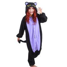 Adulto Disfraz De Panda Animal Kigurumi Disfraz Con Capucha Panda todo en una venta de Reino Unido