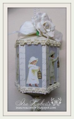 Ira's Crea Corner: Thousands of candles can be lit from a single candle...