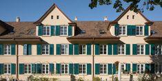 Sanierung geschützte Reihenhäuser Mansions, House Styles, Home Decor, Lawn And Garden, House Building, Architecture, Projects, Homes, House