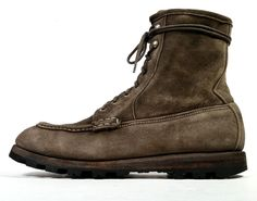$740 OFFICINE CREATIVE Boots Mens 11 Safety Boots ITALY Moto Suede  *PRIMO* 11 #OfficineCreative #AnkleBoots