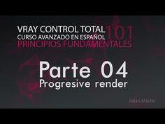 VRay Control Total - Actualización 3.2 - Progresive Render - YouTube