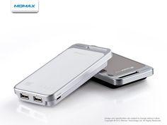 Momax iPower Pro acumulator extern universal 8000 mAh | CellGSM News Blog