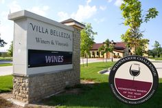 Chicago Tribune Midwest Wine Trail through Wisconsin, Illinois, Indiana and Michigan, including #VillaBellezza, Midwest Winery of the Year. #PepinWI #WIWinery