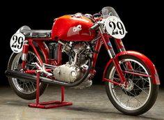 1954 Ducati Marianna Sport Frame no. Ducati Desmo, Moto Ducati, Ducati Cafe Racer, Ducati Motorcycles, Cafe Racer Motorcycle, Moto Guzzi, Ducati Models, Ducati Sport Classic, Sports Frames