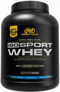 I purchased PVL Essentials ISO Sport Whey because it was available at Bulk Barn for a very low price. Although the taste and consistency of the supplement is sub-par a 5lb tub can be had for around $70, making this product very affordable for a isolated whey containing 30g of protein per scoop... http://suppsreviewed.com/supplements/pvl-essentials-natural-iso-sport-whey