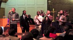 """ACCORD singing """"Oh Love"""" @ Whatcoat United Methodist Church.  Wonderful singing group performing at Whatcoat's Men's Day Celebration in Dover, Delaware.  Enjoy!"""