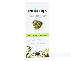 Tea Drops Tea Sweet Peppermint 10 Drops per Box *** For more information, visit image link.Note:It is affiliate link to Amazon.