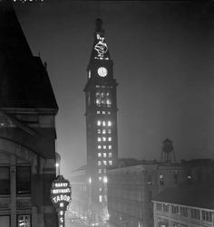 Daniels and Fisher Tower, Street Mall Denver Louisiana Purchase, My Kind Of Town, Photography For Beginners, Historical Pictures, Denver Colorado, Big Ben, Cool Pictures, History, Sweet