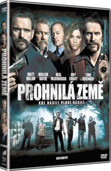 Film Prohnilá země na DVD. Bad Country DVD.