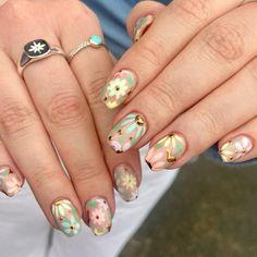 Nail Inspo, Nail Art, Medium, Nails, Instagram, Finger Nails, Ongles, Nail Arts, Nail Art Designs