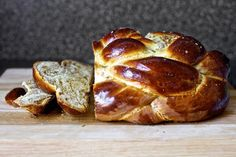 Fig, Olive Oil & Sea Salt Challah from The Smitten Kitchen Cookbook