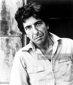 Photo of Leonard Cohen Photo by Michael Ochs Archives/Getty Images