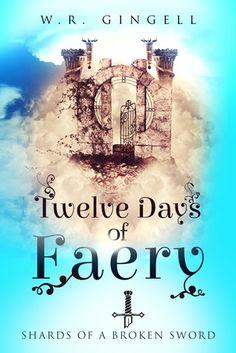 """Reseña: Twelve Days of Fairy (W.R. Gingell)   Shards of a Broken Sword #01  Goodreads    El Rey Markon de Montalier está al límite de su paciencia. Su hijo el Príncipe Parrin está siendo afectado por una maldición bastante fastidiosa que degolla mutila o ataca salvajemente a cualquier mujer de las que él está interesado. Después de que se difunde por el reino el rumor de que cualquier mujer que rompa la """"maldición"""" será elegible para casarse con el Príncipe el palacio se llena de…"""