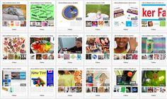 Pinnovation: Makerspace | Pinner Leslie Preddy. Leslie was a guest pinner on Indiana's DOE blog.