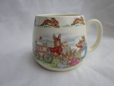 Bunnykins Royal Doulton Mug - so cute!