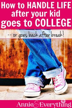 If you are a parent who is struggling because your kid is at college and you are at home missing them, here are some tips to cope. From a mom who knows! High School Science, Homeschool High School, Homeschooling, High School Subjects, High School Transcript, Going Back To College, Moving Day, Parenting Teens, Handle