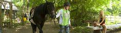Farm Horseback Riding | Calleva Outdoor Adventures