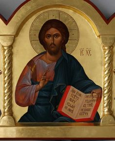 High quality hand-painted Orthodox icon of Deesis. BlessedMart offers Religious icons in old Byzantine, Greek, Russian and Catholic style. Religious Icons, Religious Art, Roman Church, Paint Icon, Russian Icons, Holy Quotes, Russian Orthodox, Orthodox Christianity, Wood Ornaments