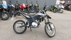 Another superb WR125 on its way to a new Home
