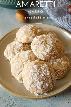 Biscuits Fondants, Biscuit Cookies, Tea Time, Hamburger, Muffins, Gluten, Bread, Cooking, Breakfast
