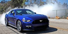This car signals the Mustang's shift into maturity, but it still knows how to have fun.