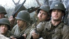Saving Private Ryan (1998) 90s Movies, Movies To Watch, Good Movies, Greatest Movies, Tom Hanks Movies, Touchstone Pictures, Amblin Entertainment, Saving Private Ryan, Inglourious Basterds