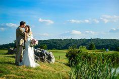 Hayfields Country Club Wedding : Christina and Tim » Maryland ...